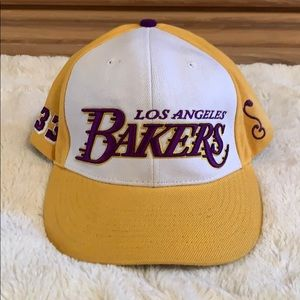 Grassroots Los Angeles Lakers Hat